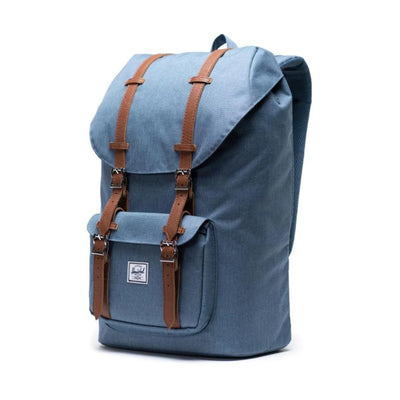 Herschel Little America Backpack - Blue Mirage Crosshatch