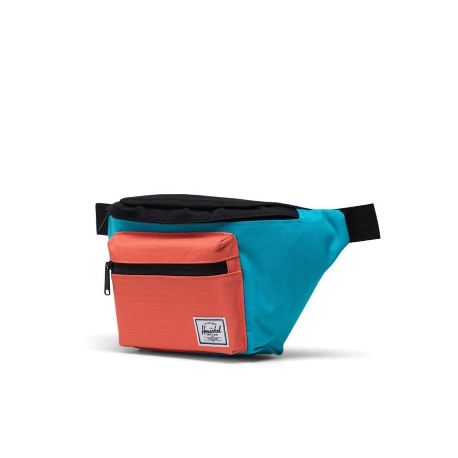 Herschel Seventeen Hip Pack - Blue Bird/Black/Emberglow