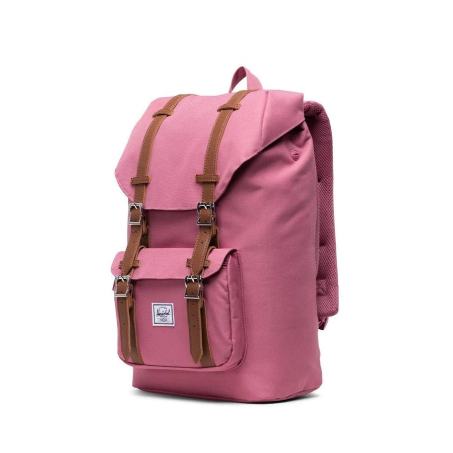 Herschel Little America Mid-Volume Backpack - Heathered Rose