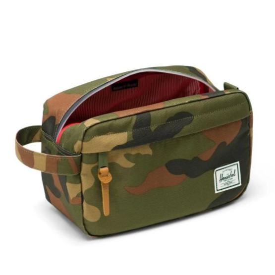 Herschel Chapter Travel Bag - Woodland Camo