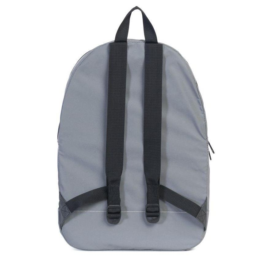 Herschel Packable Daypack - Silver/Black Reflective - Day/Night Collection