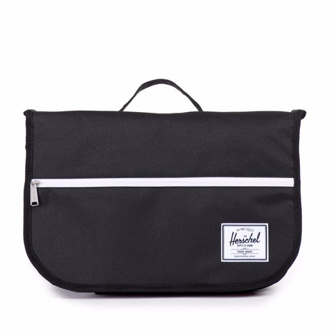 Herschel Pop Quiz Messenger Bag - Black