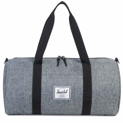 Herschel Sutton Mid-Volume Duffle - Raven Crosshatch