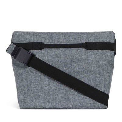 Herschel Odell Messenger Bag - Raven Crosshatch