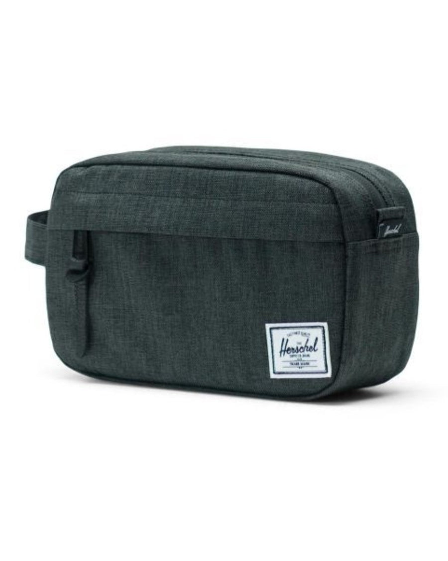 Herschel Chapter Carry-on Travel Bag - Black Crosshatch