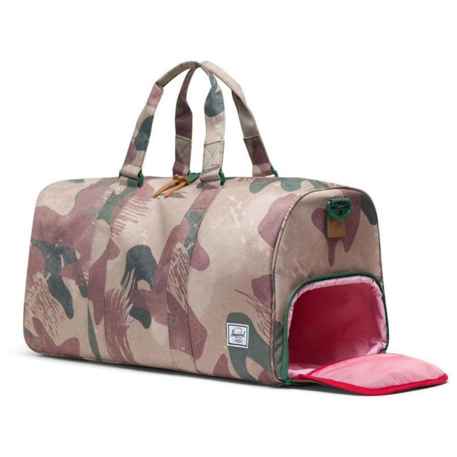 Herschel Novel Mid-Volume Duffle - Brushstroke Camo