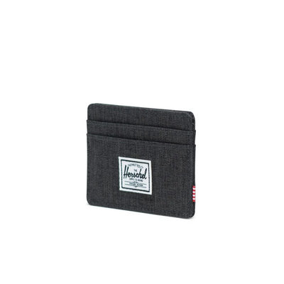 Herschel Charlie Wallet - Black Crosshatch