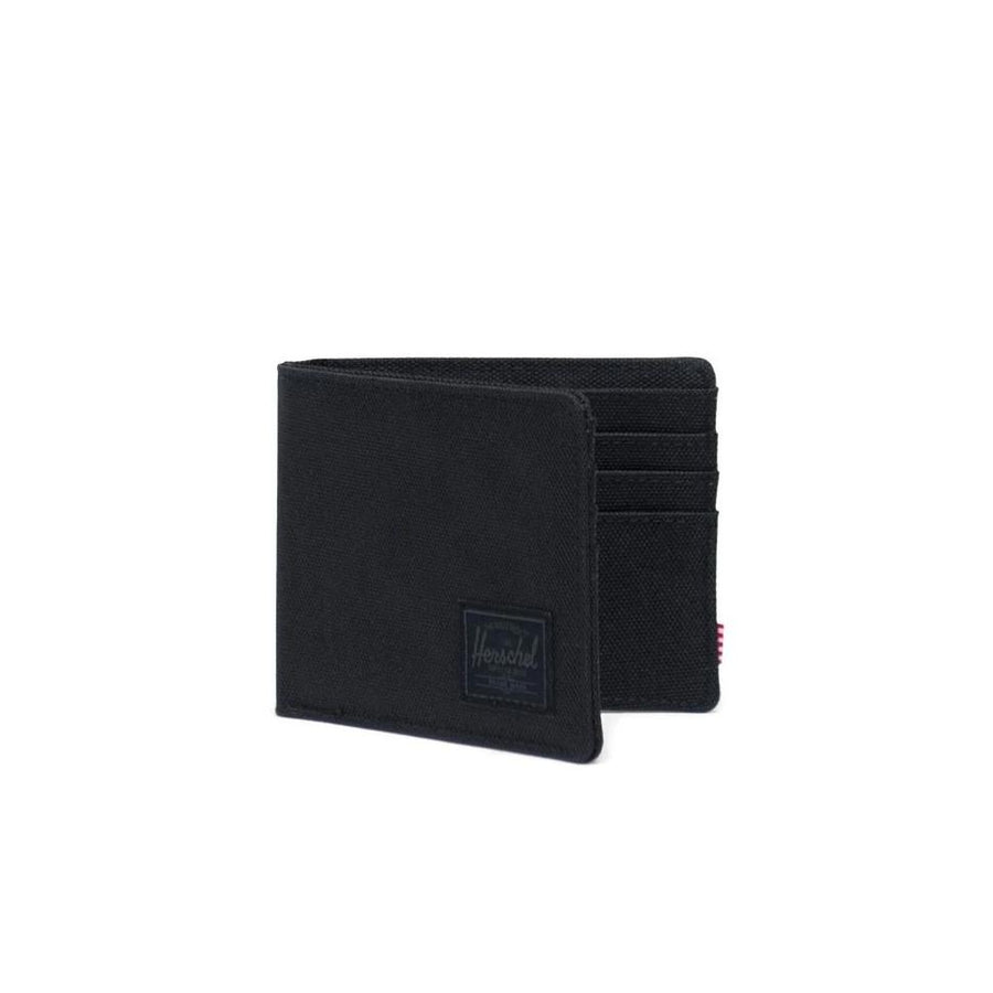 Herschel Roy Wallet - Black/Black
