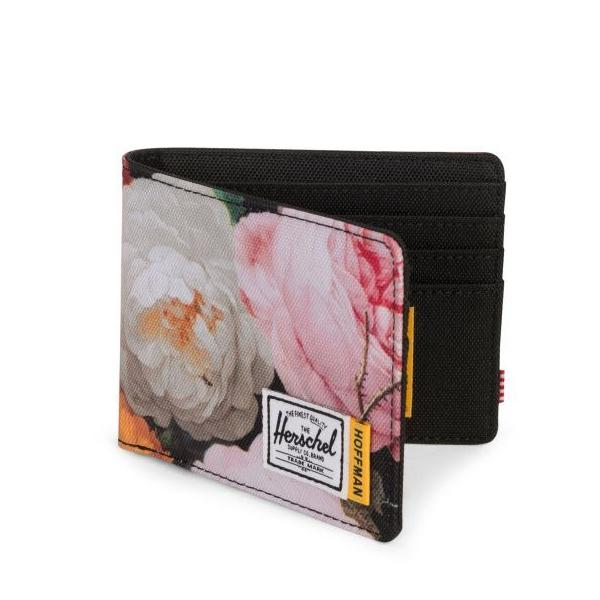Herschel Roy Wallet - Fall Floral