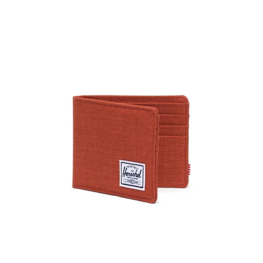 Herschel Roy Wallet - Picante Crosshatch