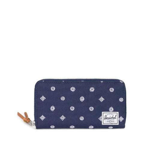 Herschel Thomas Wallet - Peacoat/RFID - Embroidery Collection