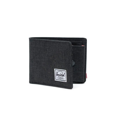 Herschel Roy Coin Wallet XL - Black Crosshatch