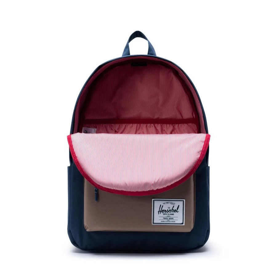 Herschel Classic Backpack XL - Navy/Pine Bark