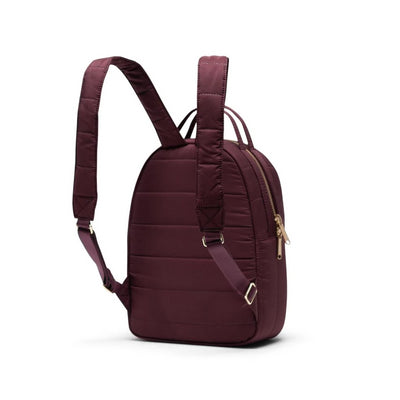 Herschel Backpack Nova Mini - Quilted - Plum