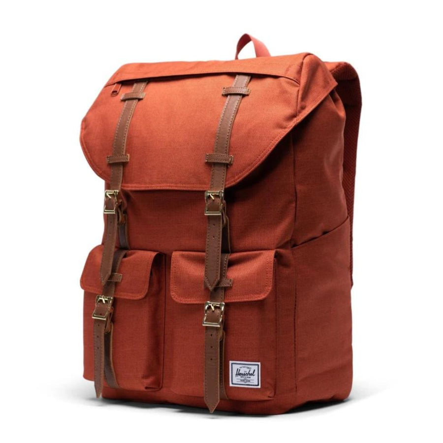 Herschel Buckingham Backpack - Picante Crosshatch/Tan