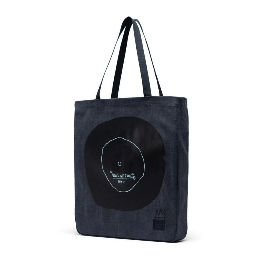 Herschel X Basquiat Long Tote - Black