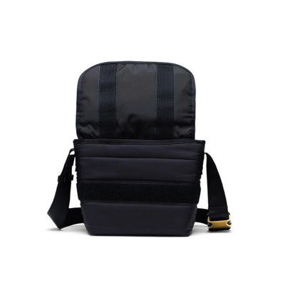 Herschel Grade Messenger Mini - Quilted - Black