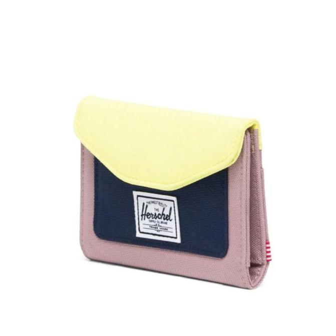 Herschel Orion Wallet - Highlight/Peacoat/Ash Rose