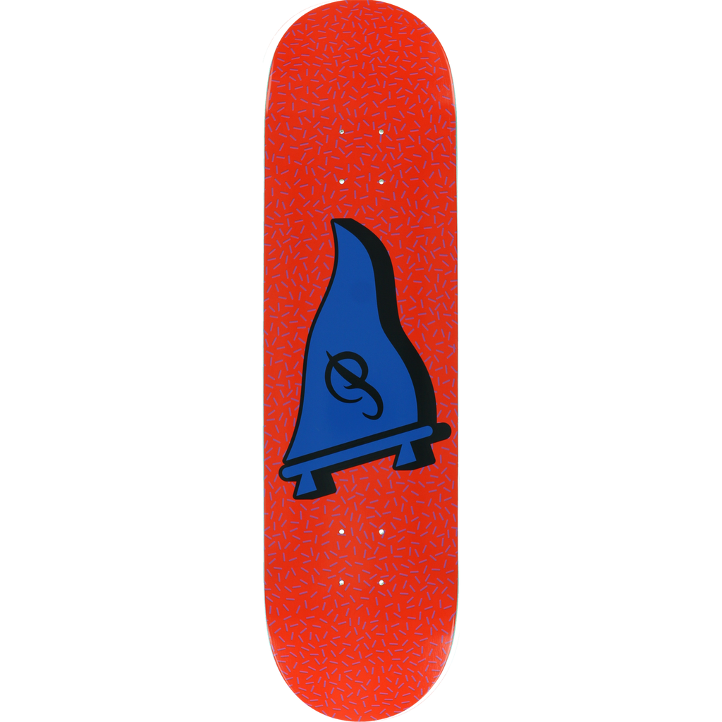Primitive Retro Pennant Skateboard Deck - 7.75