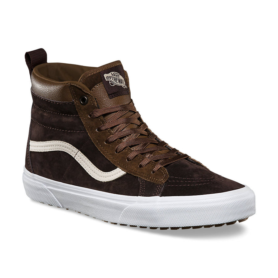 Vans Sk8-Hi (MTE) - Dark Earth/Seal Brown