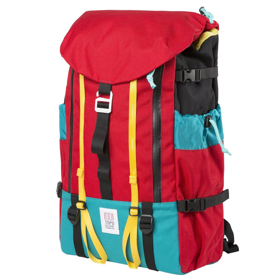 Topo Designs Mountain Pack - Red