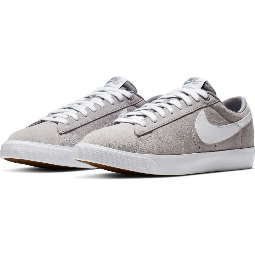 Nike SB Blazer Low GT - Atmosphere Grey/White