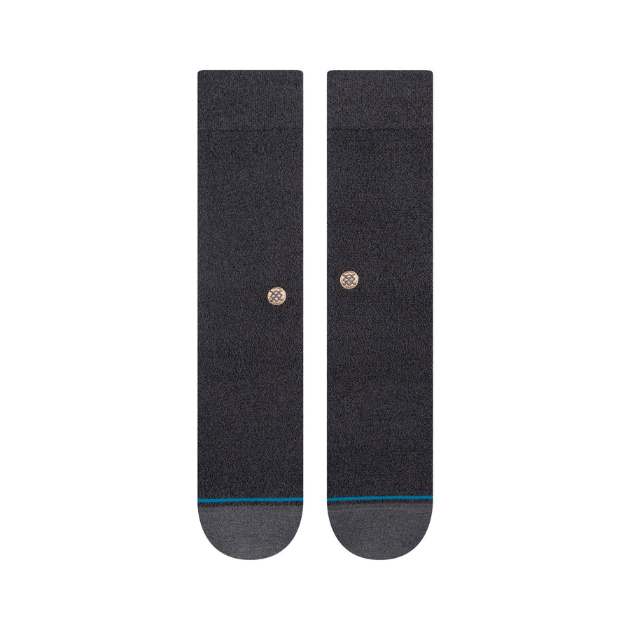 Stance Draper Butterblend Dress Socks - Grey