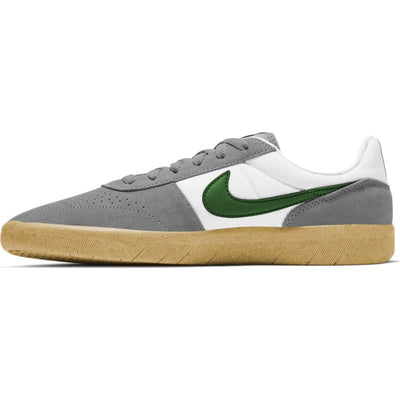 Nike SB Team Classic - Particle Grey/Forest Green-Particle Grey