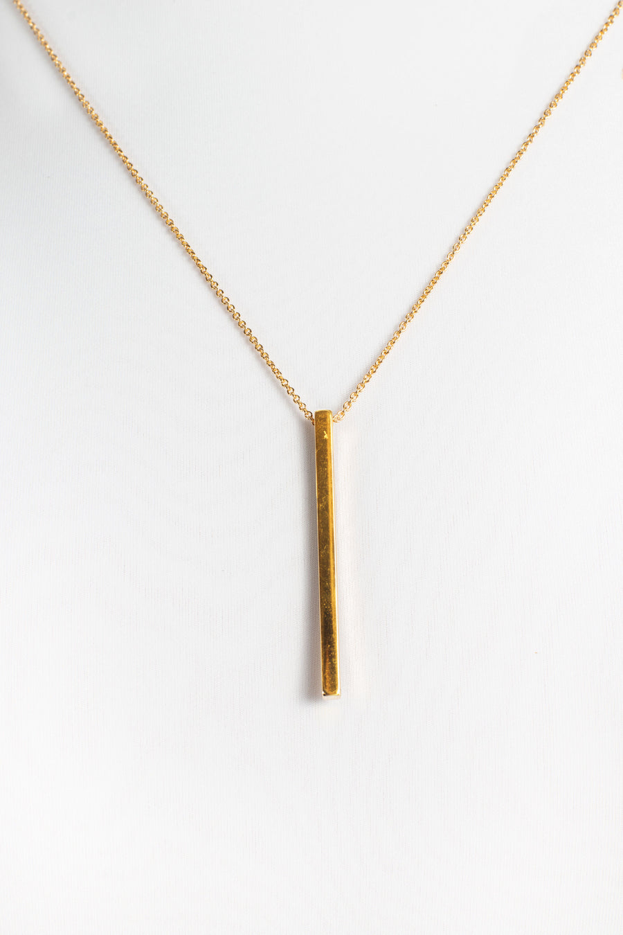 Amano Studio Golden Rod Necklace