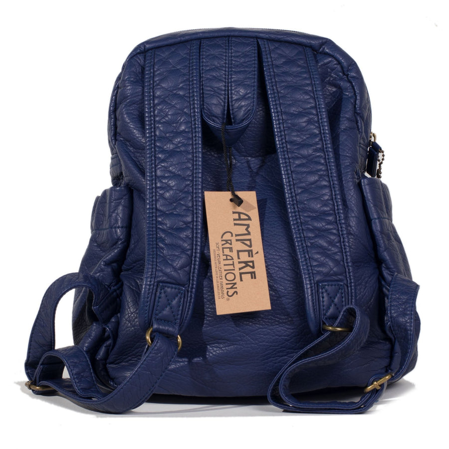 Ampere Marie Backpack - Navy Blue