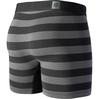 Stance Wholester Boxer Brief - Mariner (Black)