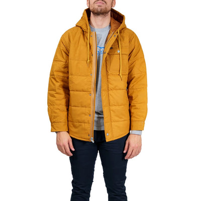 Brixton Cass Hood Jacket - Maize