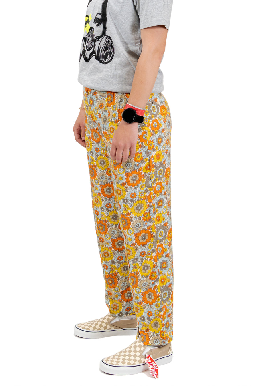 Brixton Night Fever Pant - Mod Floral