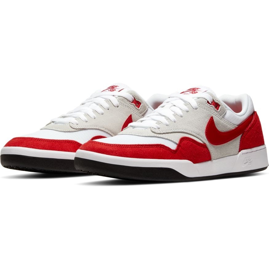 Nike SB GTS Return Premium - Sport Red/Sport Red-Pure Platinum-Black