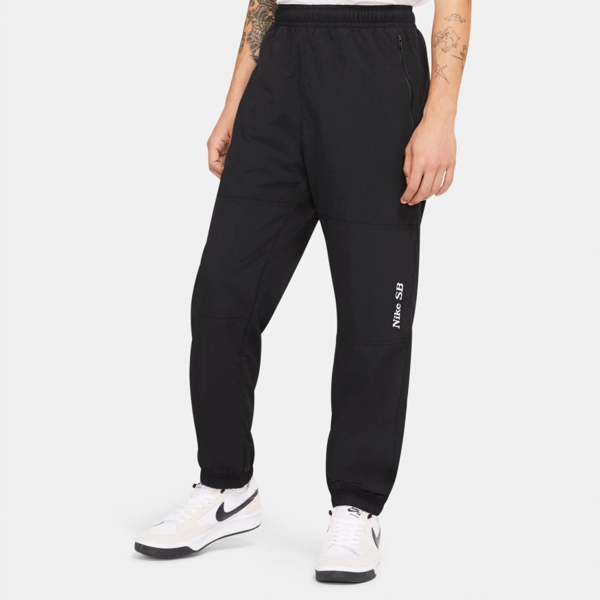 Nike SB Graphic Skate Track Pants - Black
