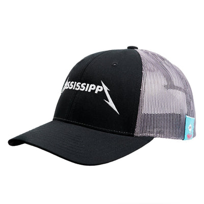 Mississippi Metallica - Embroidered Hat