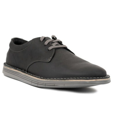 Clarks Forge Vibe - Black Leather