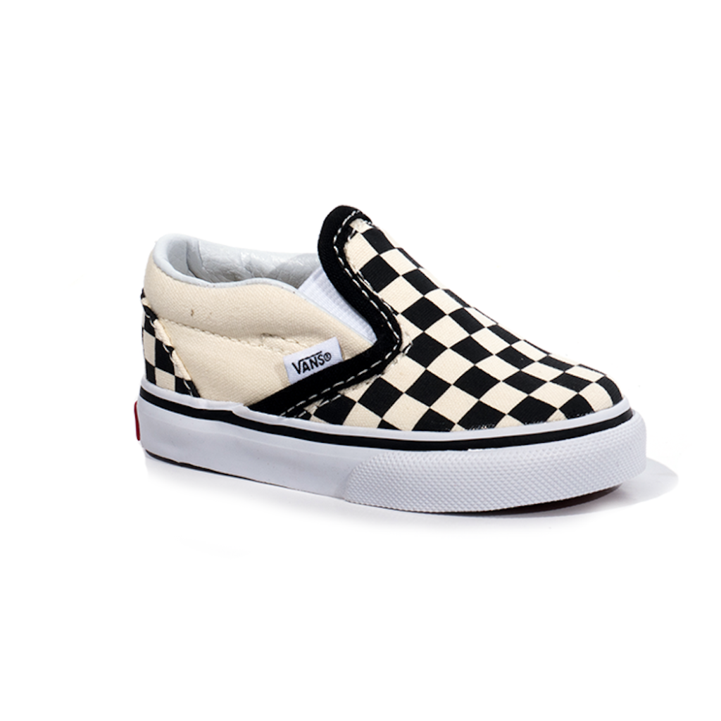 toddler checkered vans
