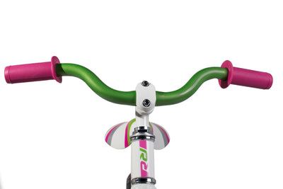 Raleigh Lil Push 12 - White/Pink