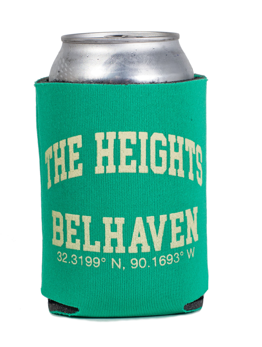 The Heights Belhaven Koozie