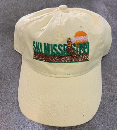 Ski Mississippi - Embroidered Hat