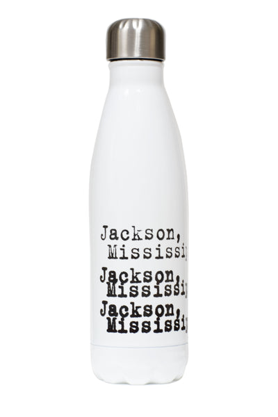 Cheap Trick Jackson Water Bottle