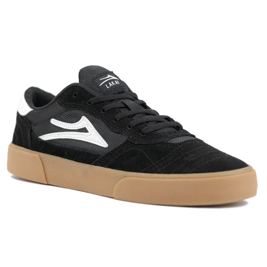 Lakai Cambridge - Black/Gum Suede