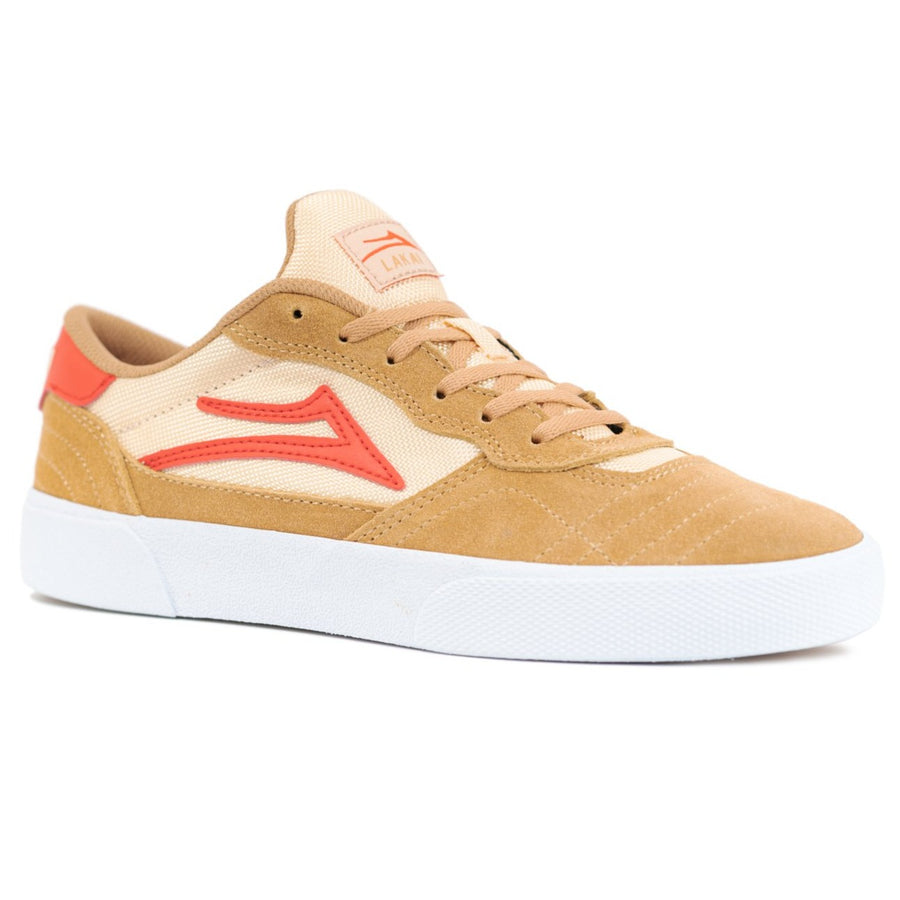Lakai Cambridge - Tobacco/Flame Suede