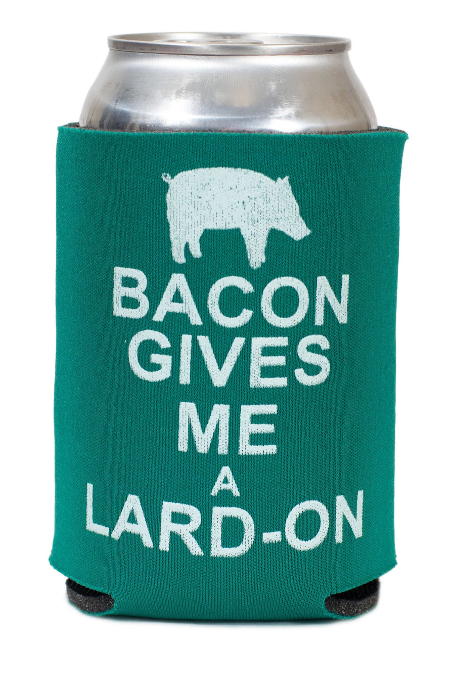Bacon Gives Me a Lard-On Koozie