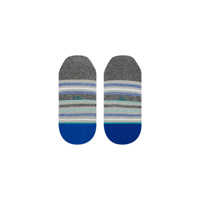 Stance Super Invisible Byron Bay Butterblend Socks - Black