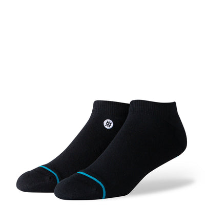 Stance Icon Low Mid - Black/White