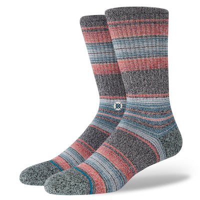 Stance Timmy Butterblend Socks - Black