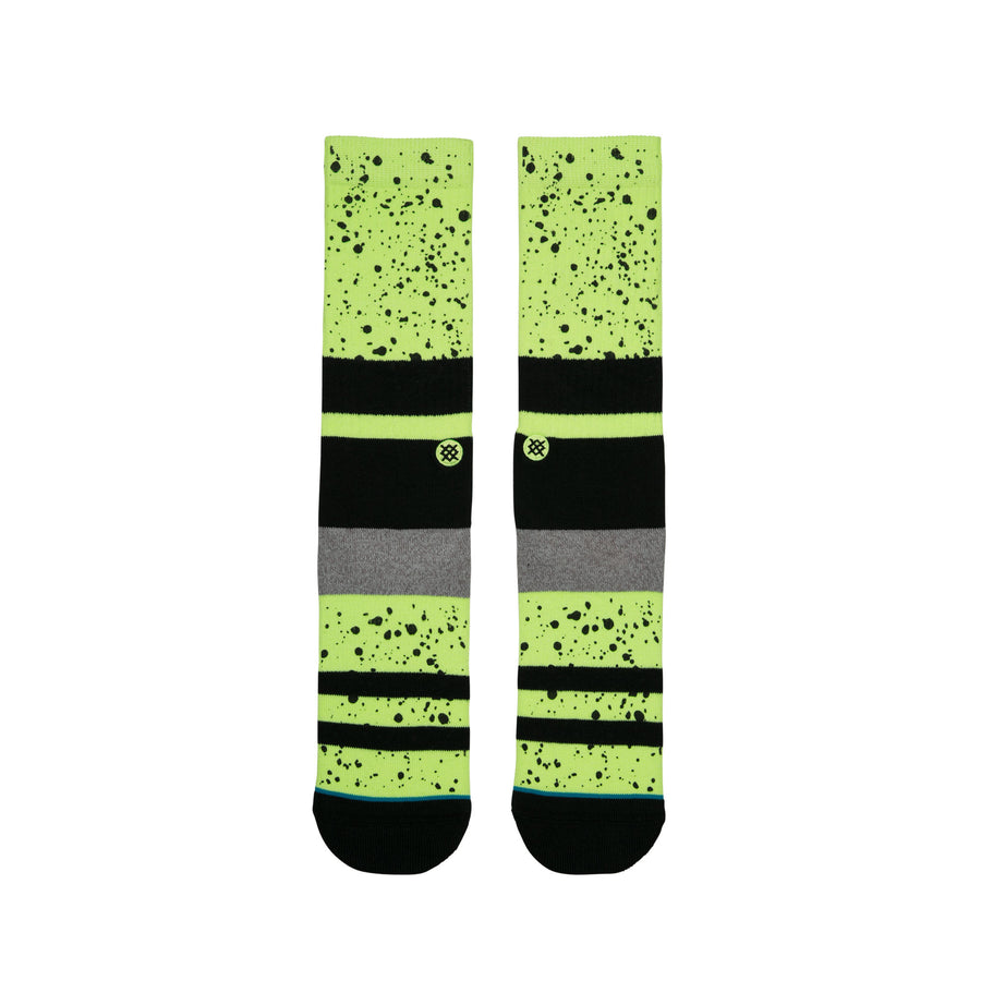 Stance Nero Socks - Neon Green