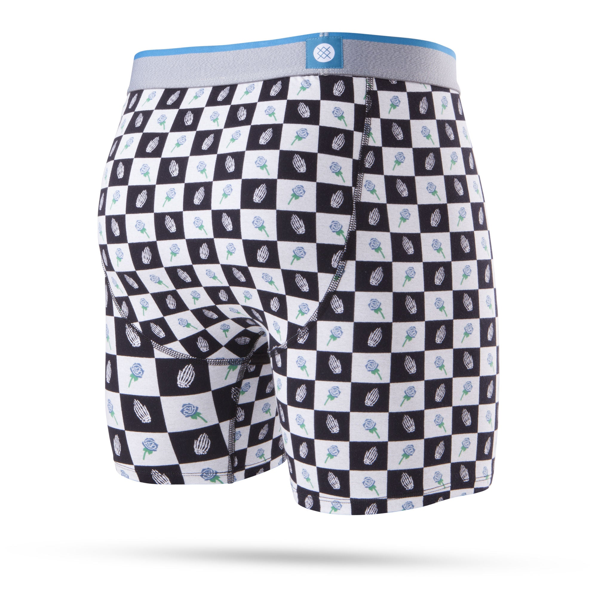 Stance Pray Checks Wholester Underwear